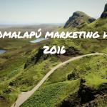 Tartalomalapu marketing helyzete 2017 év elején